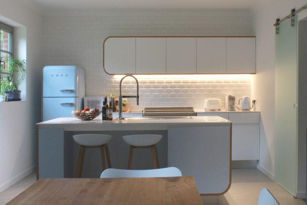 Interieurontwerp keuken